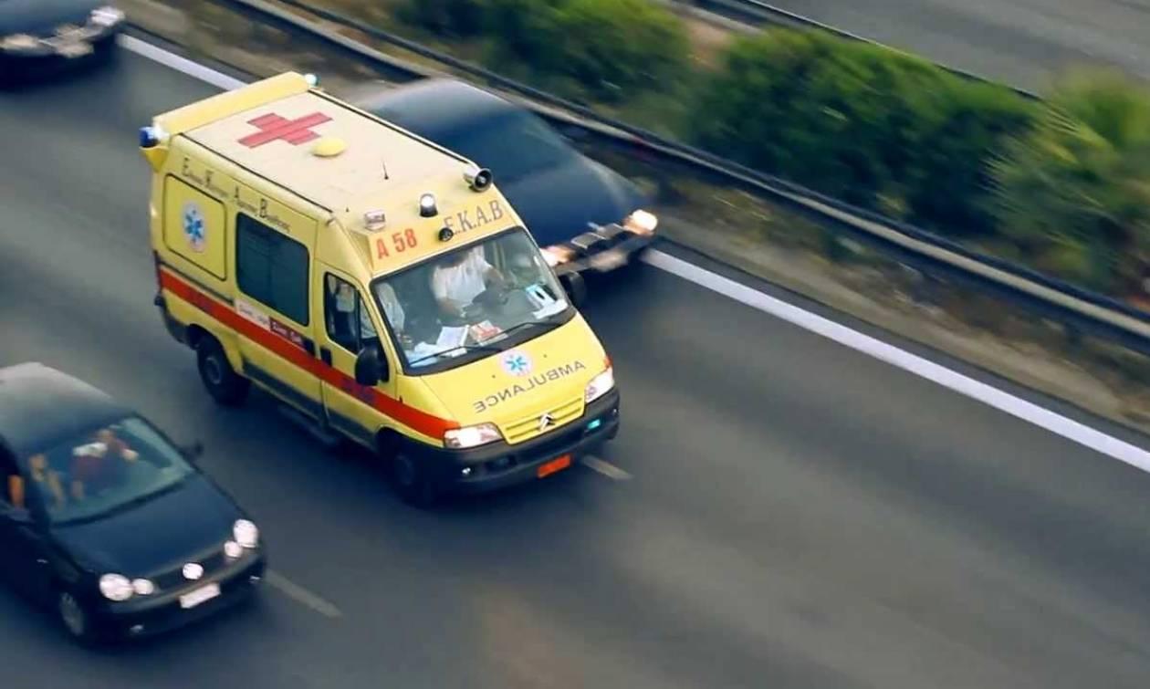 Τραγωδία στην άσφαλτο: Νεκρή 42χρονη μετά από τροχαίο στα Βρασνά