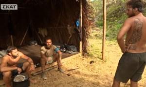 Survivor: «Μύλος» οι Έλληνες μετά την ήττα από τους Τούρκους