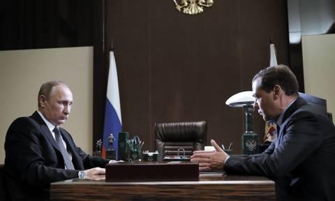 Медведев представил Путину план действий правительства на 2017-2025 годы