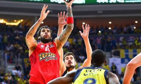 Olympiacos basketball team to play in Euroleague final after beating CSKA Moscow
