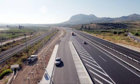 Western Egion junction of Corinth-Patras motorway closed until Monday