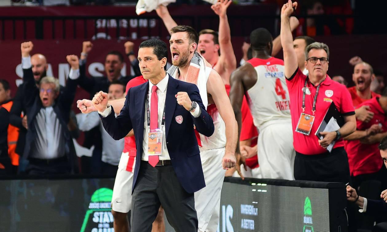 Σφαιρόπουλος: Έχουμε έναν ακόμα τελικό μπροστά μας