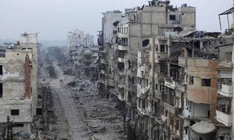 Syrian rebels begin to leave last opposition-held Homs district