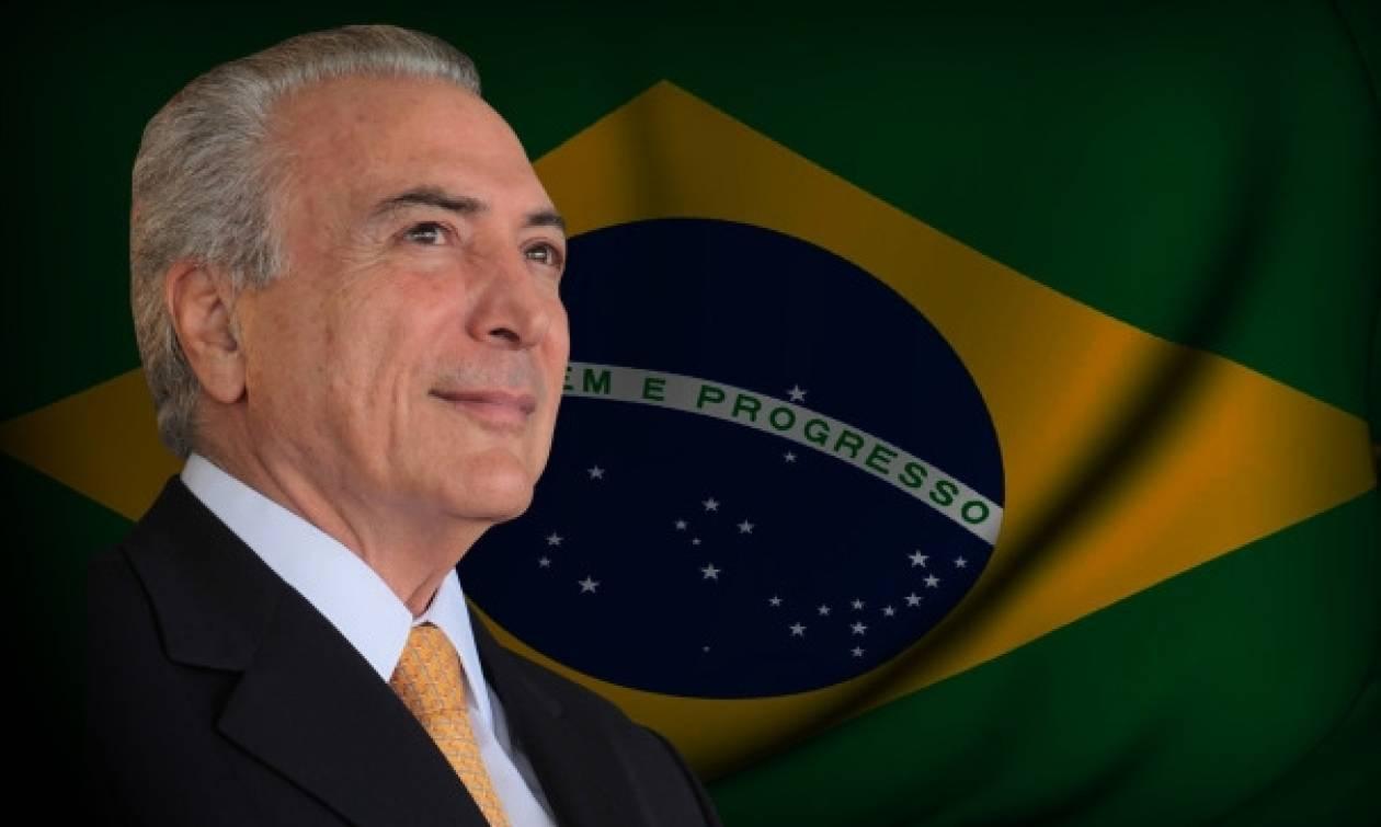 Ο πρόεδρος της Βραζιλίας ξεσπά: Λένε ψέματα, δεν δωροδόκησα κανέναν!
