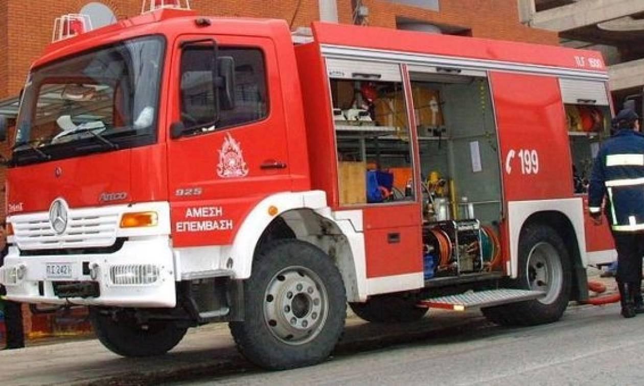 Θεσσαλονίκη: Σοβαρά προβλήματα υδροδότησης από πυρκαγιά στο αντλιοστάσιο της ΕΥΑΘ