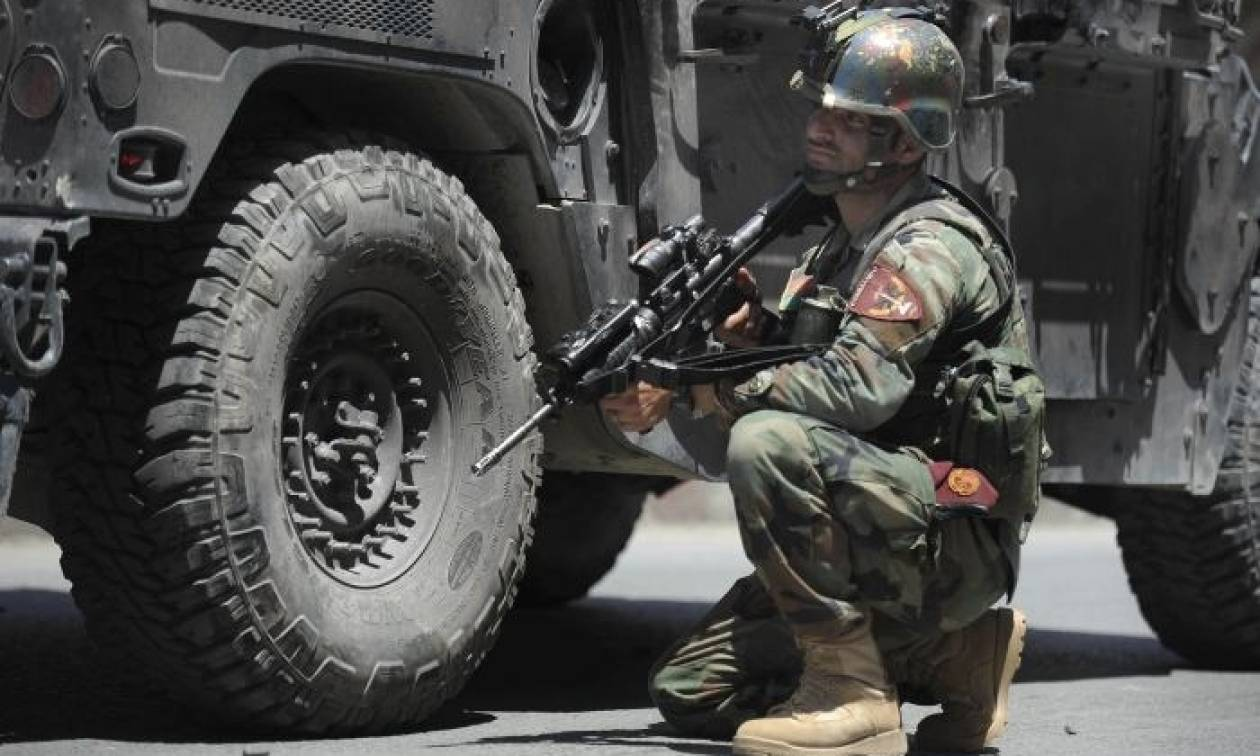 Μακελειό στο Αφγανιστάν: Τουλάχιστον 20 αστυνομικοί νεκροί