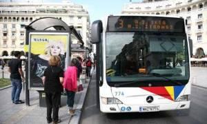 Προσοχή - Απεργία: Χωρίς λεωφορεία την Δευτέρα (22/5) η Θεσσαλονίκη