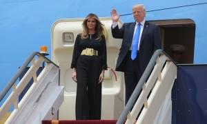 Κάλεσμα Τραμπ προς Άραβες ηγέτες να καταδικάσουν την τρομοκρατία