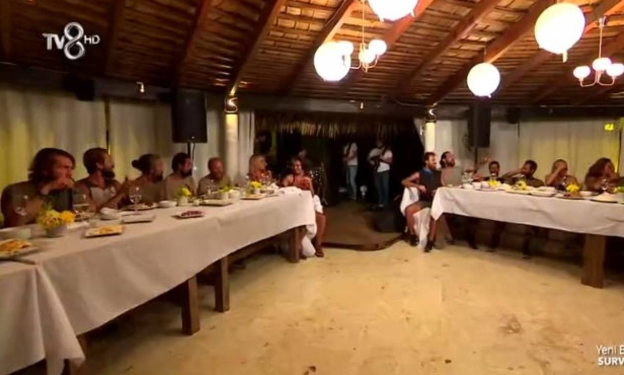 Survivor - Αποκάλυψη: Δείτε πως τα «έσπασαν» στο γλέντι Έλληνες και Τούρκοι! (pics)