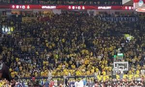 Τελικός Euroleague 2017: Ξύλο μεταξύ οπαδών της Φενέρμπατσε!