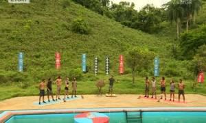 Survivor: «Διάσημοι» VS «Μαχητές» - Ποια ομάδα κέρδισε το έπαθλο φαγητού;