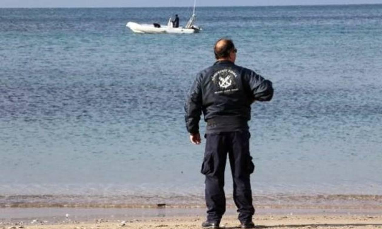 Πνιγμός 53χρονου σε παραλία του Ηρακλείου