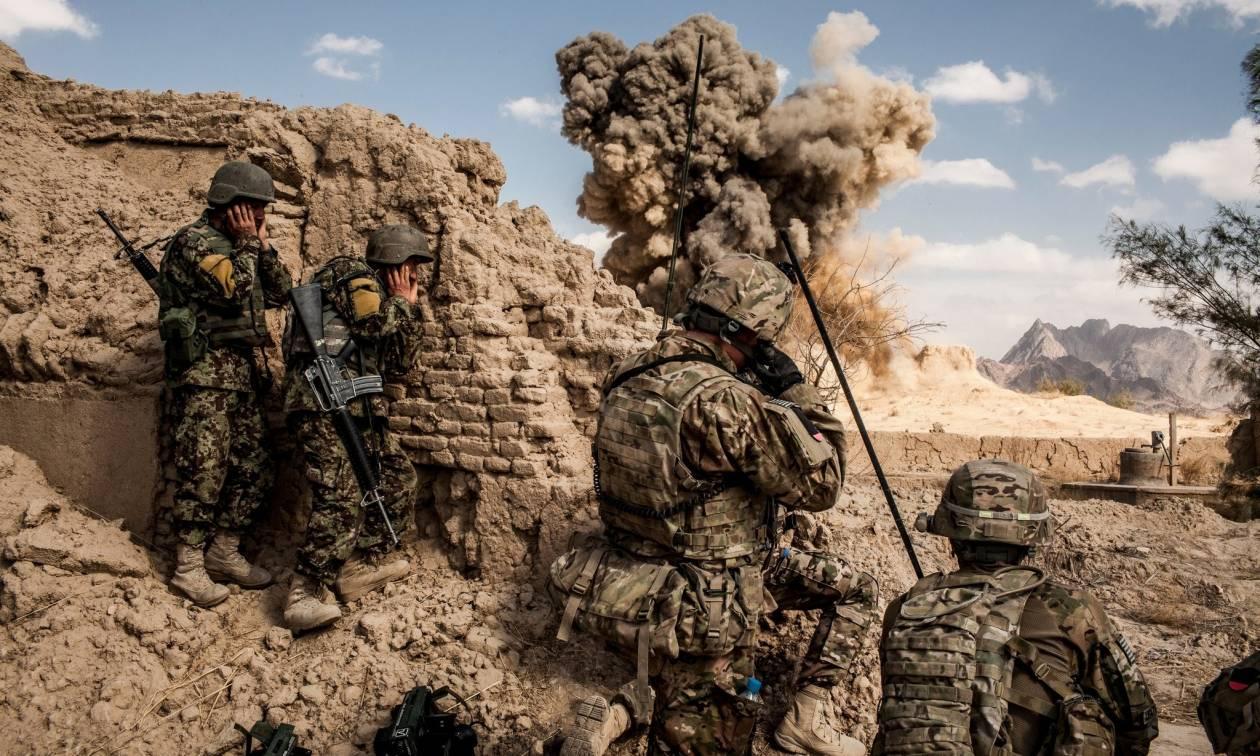 Σφοδρές μάχες στο Αφγανιστάν: Δεκάδες τζιχαντιστές νεκροί σε μάχες με τις δυνάμεις ασφαλείας