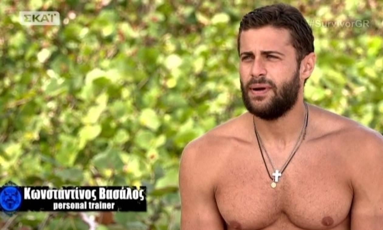 Έρωτας στο Survivor: Ο Βασάλος, η Τουρκάλα και το... καυτό τσιφτετέλι (video)