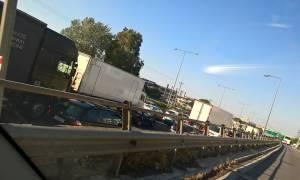 Χάος στους δρόμους της Αθήνας - Πού εντοπίζονται τα προβλήματα