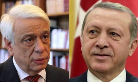 В Стамбуле состоится встреча Прокописа Павлопулоса и Реджепа Тайипа Эрдогана