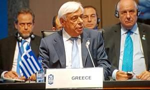 Προκόπης Παυλόπουλος για ελληνοτουρκικά: Να μην επιτρέψουμε μικρά γεγονότα να γίνουν μεγαλύτερα