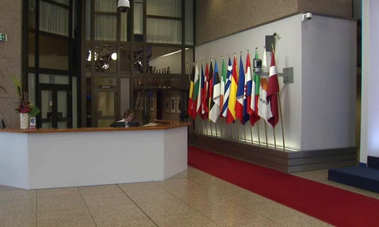 LIVE: Οι αφίξεις των Ευρωπαίων υπουργών Οικονομικών στο Eurogroup