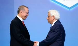 Ακυρώθηκε η κατ' ιδίαν συνάντηση Ερντογάν - Παυλόπουλου
