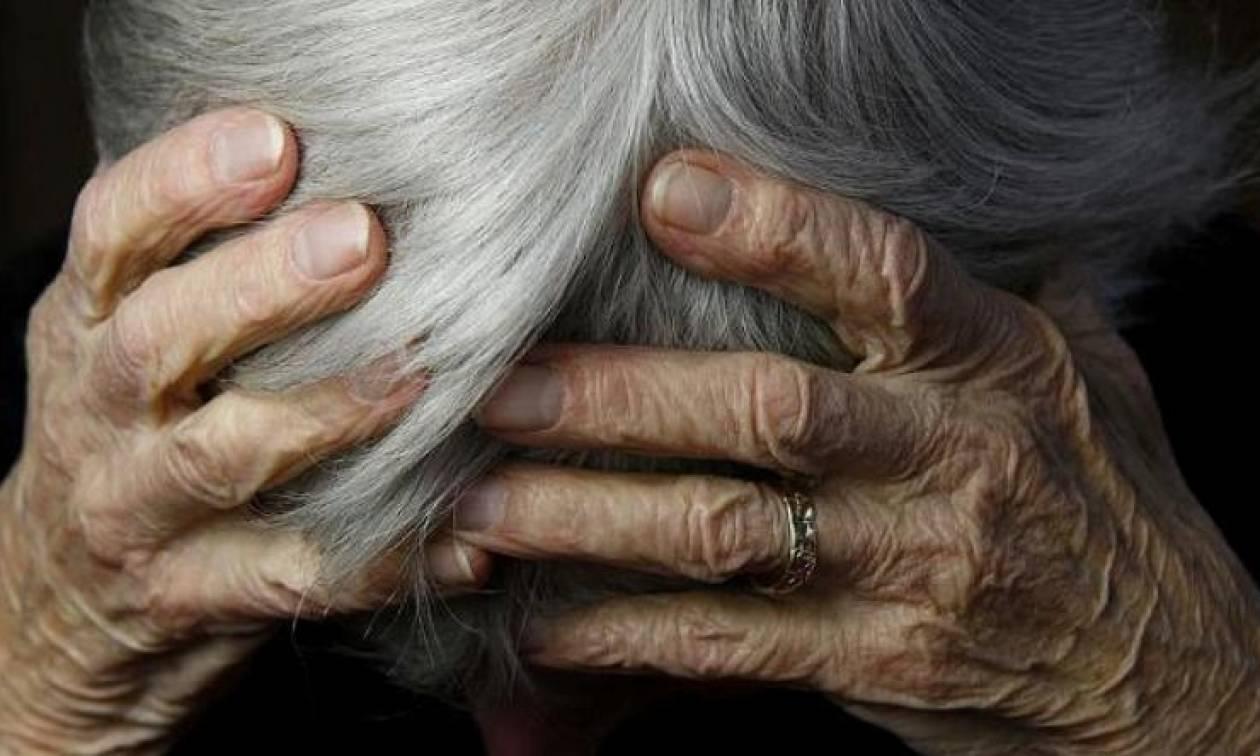Στιγμές τρόμου για ηλικιωμένη στην Πιερία