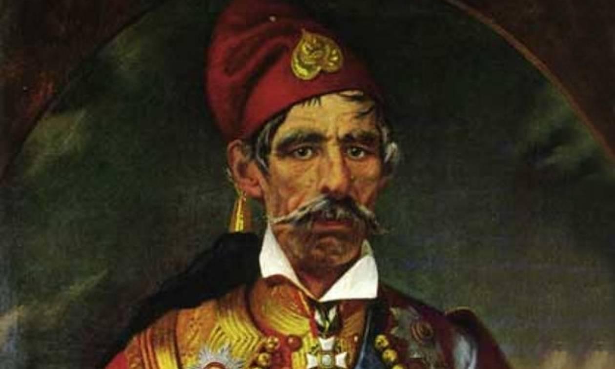 Σαν σήμερα το 1868 πέθανε ο αγωνιστής του ΄21 και πολιτικός Ιωάννης Κολοκοτρώνης