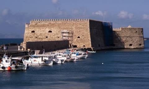 Τα Ηράκλειο Κρήτης, όπως δεν το έχετε δει ξανά ποτέ