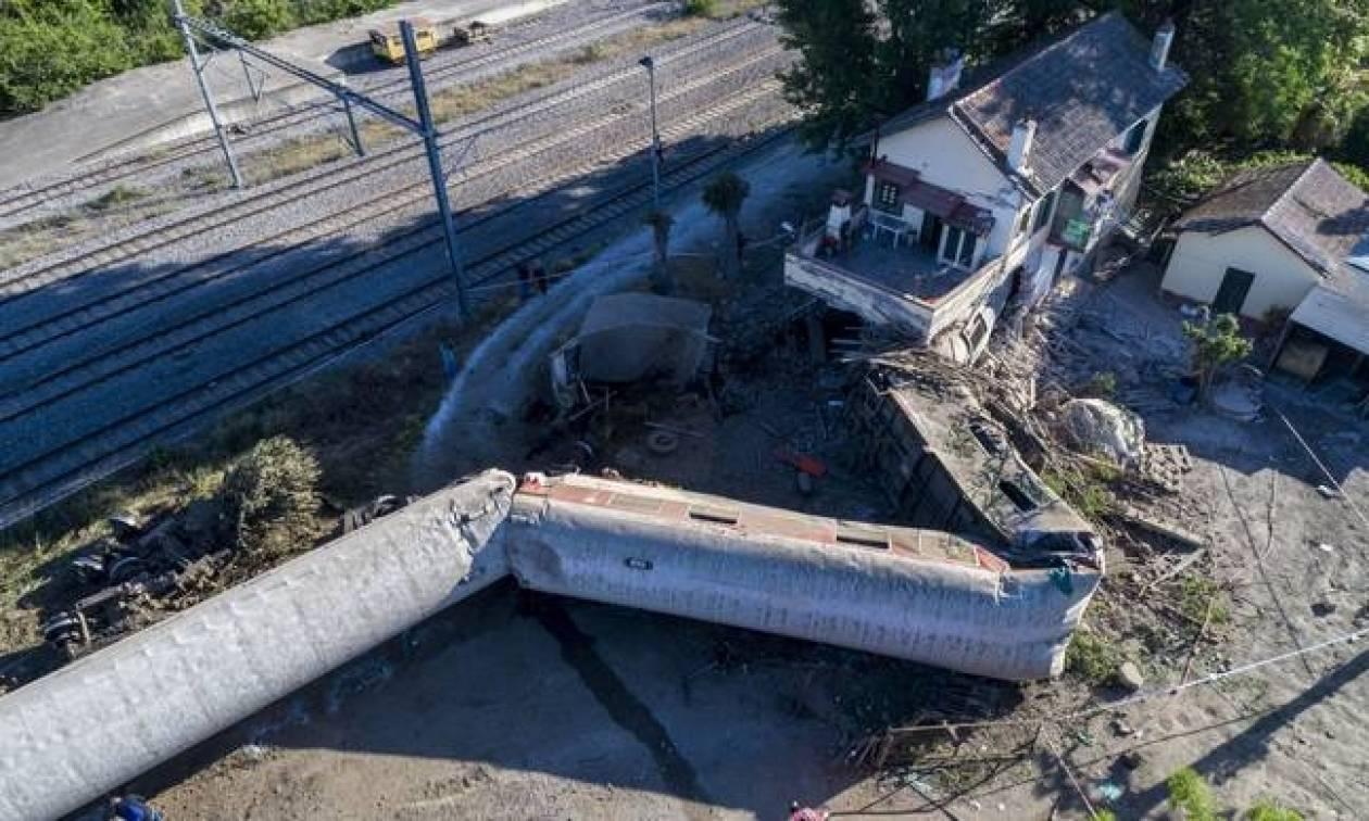 Εκτροχιασμός τρένου: Αποκαλύψεις - φωτιά από τον πρόεδρο των μηχανοδηγών