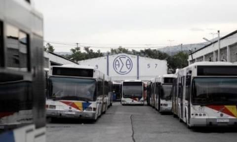 ΟΑΣΘ: Χωρίς λεωφορεία την Τρίτη (23/5) - Έκτακτο διοικητικό συμβούλιο των εργαζομένων