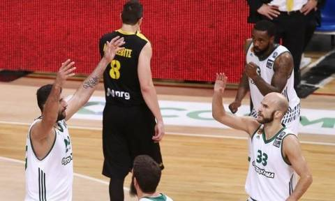 LIVE CHAT ΑΕΚ - Παναθηναϊκός Superfoods Game 4
