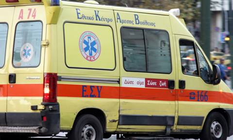 Κρήτη: Έπαθε τρεις ανακοπές και τον έσωσε το ΕΚΑΒ