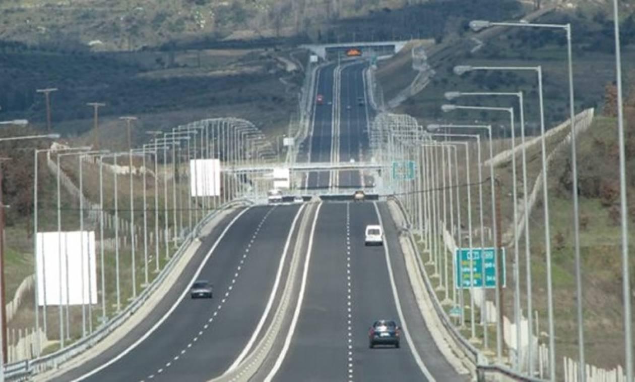 Προσοχή! Κυκλοφοριακές ρυθμίσεις στην Εθνική Οδό Αθηνών - Θεσσαλονίκης
