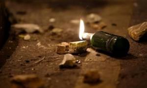 Επίθεση με μολότοφ στο υπουργείο Πολιτισμού