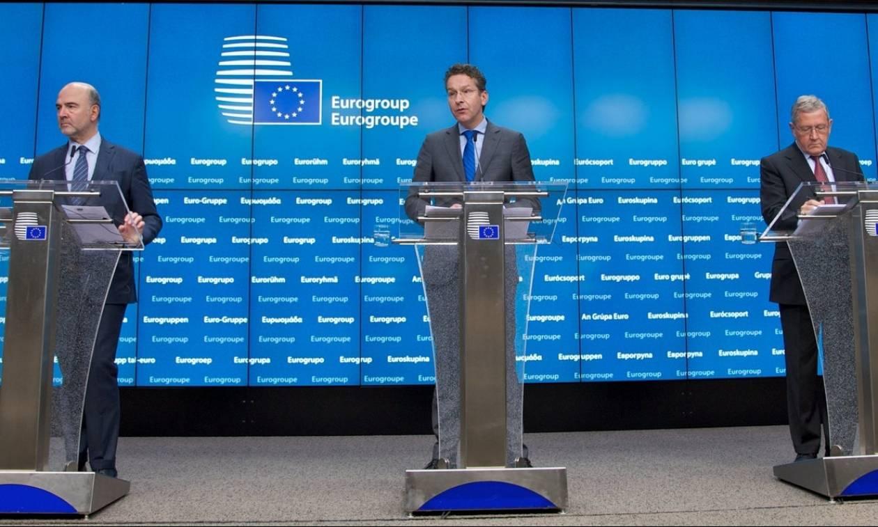 «Ναυάγιο» στο Eurogroup - Καμία συμφωνία για το ελληνικό χρέος