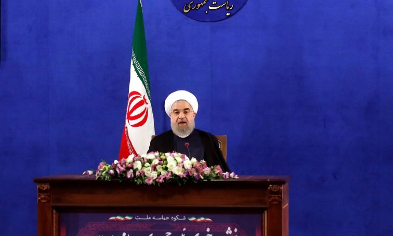 Στην αντεπίθεση το Ιράν -  Θα συνεχίσει το πρόγραμμα ανάπτυξης βαλλιστικών πυραύλων