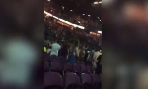 Βίντεο - ντοκουμέντο: Η στιγμή της έκρηξης στο Manchester Arena