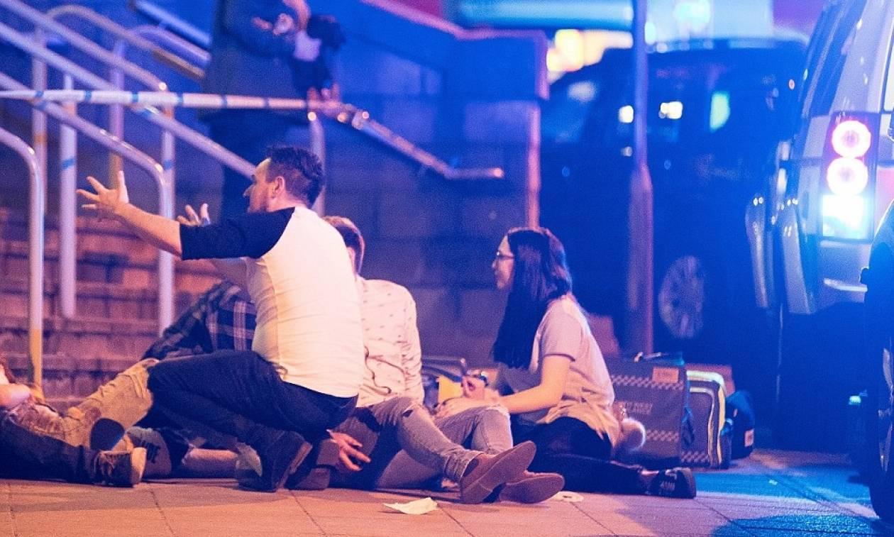 Ταυτοποιήθηκε ο βομβιστής αυτοκτονίας στο Manchester Arena