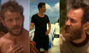 Survivor: Κόντρα άνευ προηγουμένου Αγγελόπουλου - Μισθοφόρου και στη… μέση ο Ρουβάς! (vid)