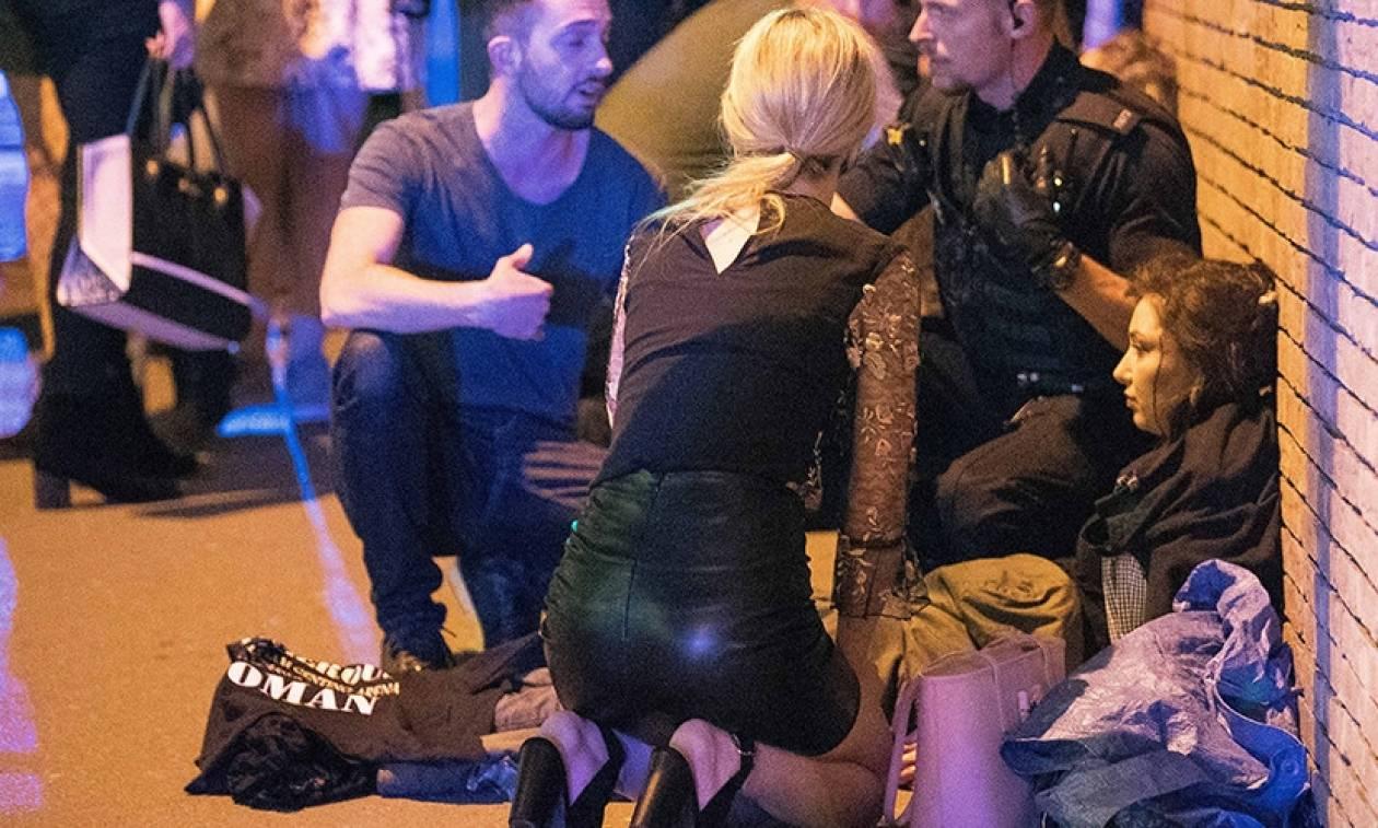 Manchester Live: Έτσι χτύπησε ο τρομοκράτης στη συναυλία της Ariana Grande (pics+vids)