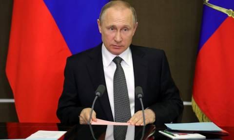 Путин подтвердил Мэй готовность к сотрудничеству в борьбе с террором