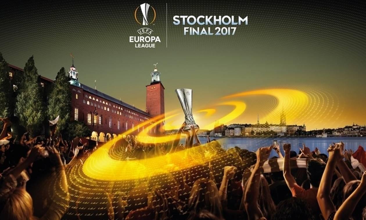 Τελικός Europa League: Άρωμα... Champions League στη Στοκχόλμη!