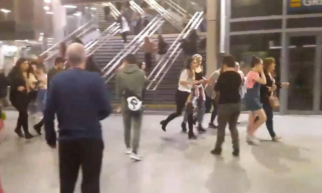 Έκρηξη Manchester: Συγκλονιστική μαρτυρία - Είδα τον μακελάρη λίγο πριν την επίθεση