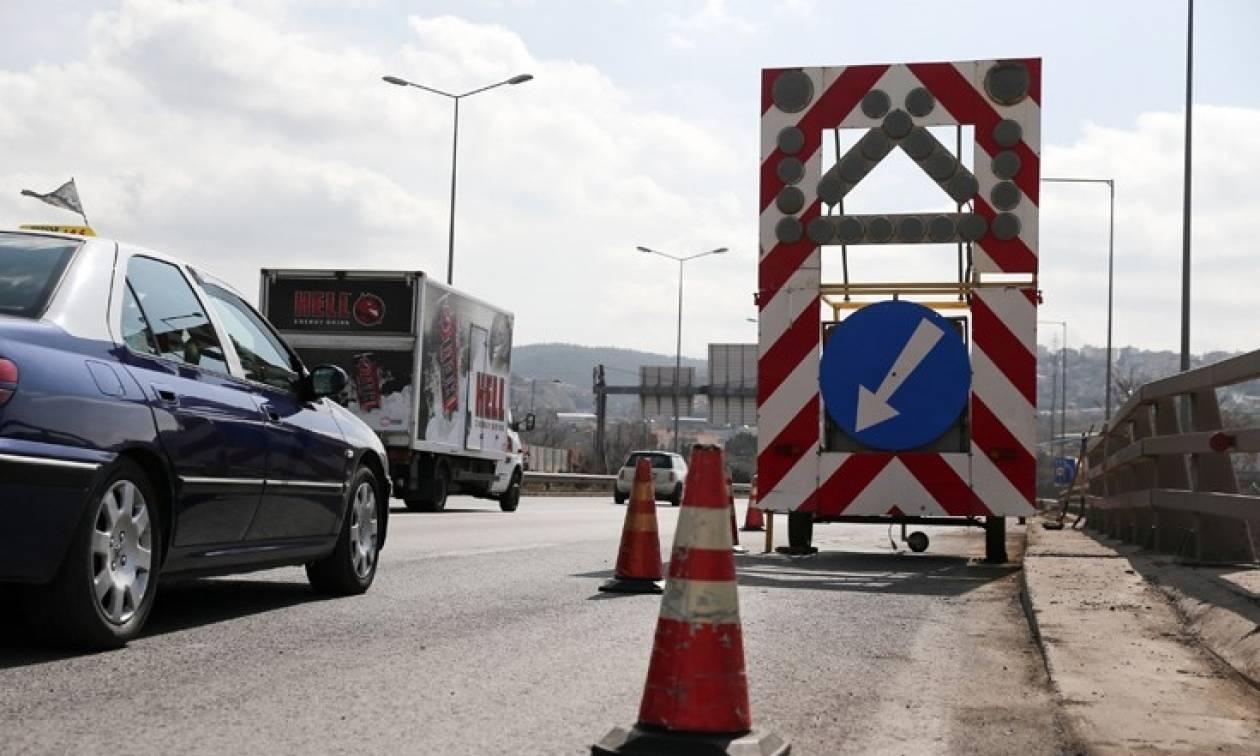 Προσοχή! Κυκλοφοριακές ρυθμίσεις στον κόμβο ανατολικού Αιγίου