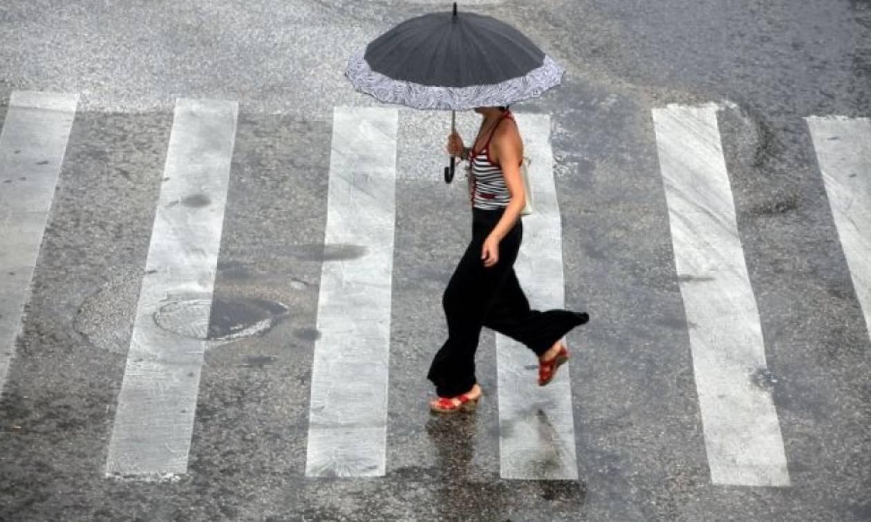 Καιρός ΕΜΥ: Πού θα βρέχει την Τετάρτη (24/5) - Αναλυτική πρόγνωση