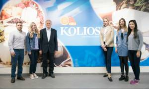 LIDL και Κολιός: Στρατηγική συνεργασία γεμάτη Ελλάδα