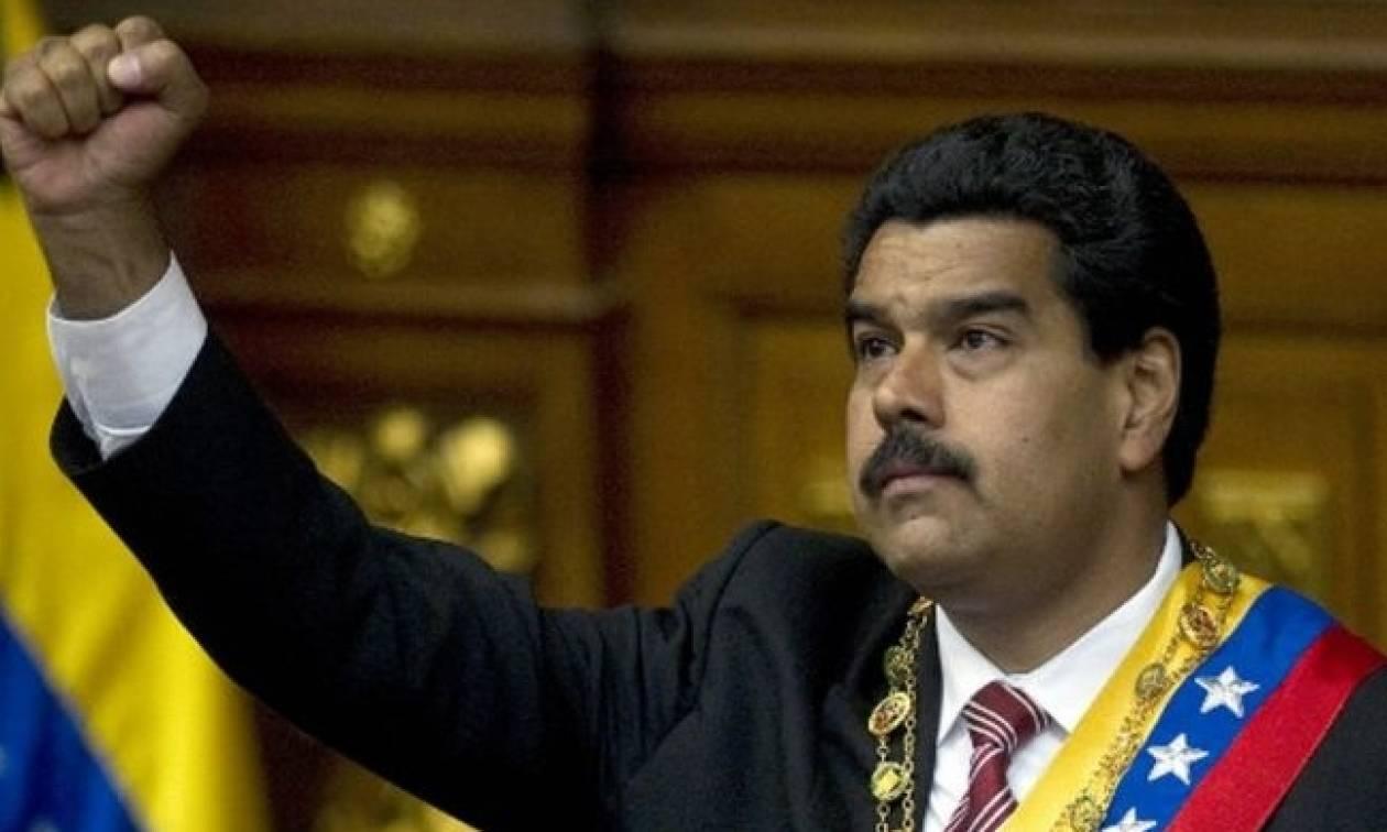 Μαδούρο: Ξεκινά η διαδικασία για την αναθεώρηση του Συντάγματος