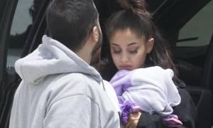 Έκρηξη Manchester: Επέστρεψε στις ΗΠΑ η Αριάνα Γκράντε (pics)
