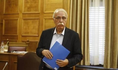 Заместитель министра обороны Греции Димитрис Вицас перенес сердечный приступ