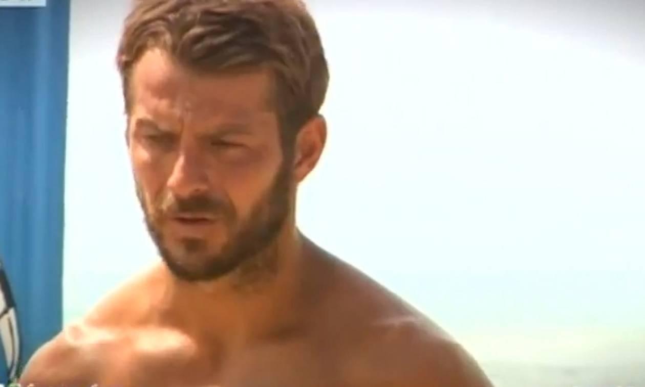 Survivor: Το συνεχίζει ο Ντάνος. Στα άκρα η κόντρα με τους Μαχητές (video)