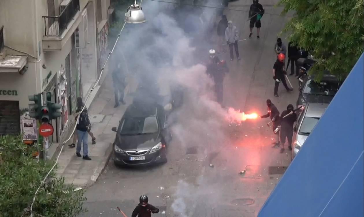 Φοιτητικές εκλογές 2017: Σοβαρά επεισόδια σε Αθήνα και Θεσσαλονίκη - Τραυματίστηκε φοιτητής