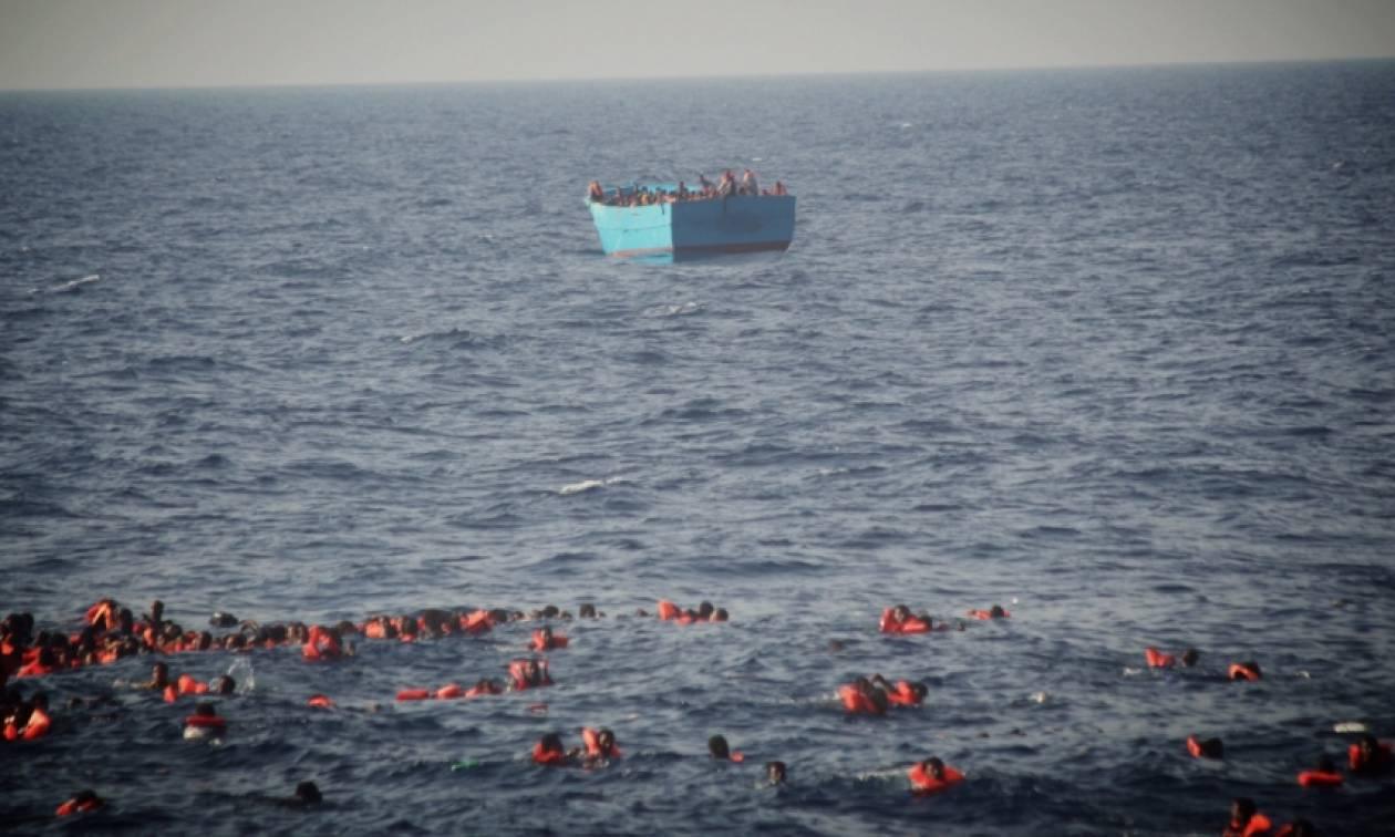 Τραγωδία ανοιχτά της Λιβύης - Πνίγηκαν τουλάχιστον 20 άτομα